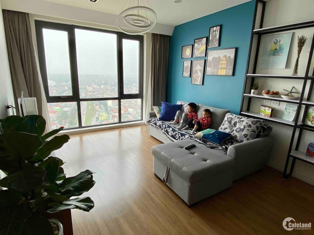Cần bán hoặc cho thuê CH Mipec Riverside Long Biên, 85m, full nội thất