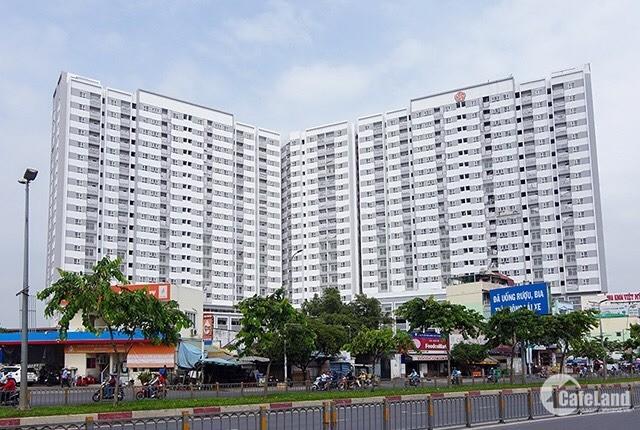 Cho thuê căn hộ Moonlight Bình Tân, dt 77m2., giá 12.5tr/tháng, không tăng giá