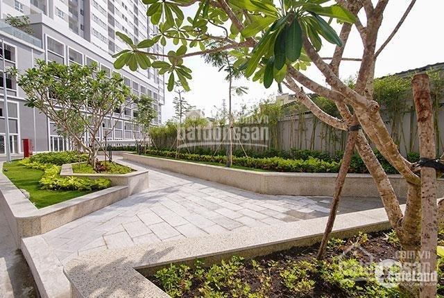 Cho thuê CHCC giá rẻ 2PN, 78,61m2,mặt tiền đại lộ Kinh Dương Vương,quận Bình Tân