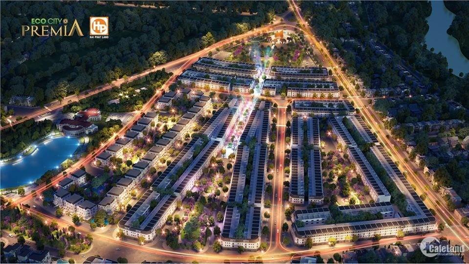 Dự án Eco City Premia, KM7 , Tân An, Buôn Ma Thuột, Đắk Lắk
