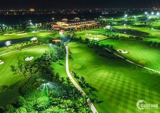 Hot! Đất sân Golf 5x17 giá chỉ từ 765 tr/nền