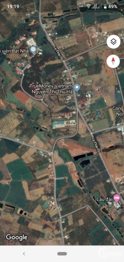 Cần bán 2 BĐS nghỉ dưỡng đường Lý Thái Tổ, Dambri, TP Bảo Lộc, Lâm Đồng