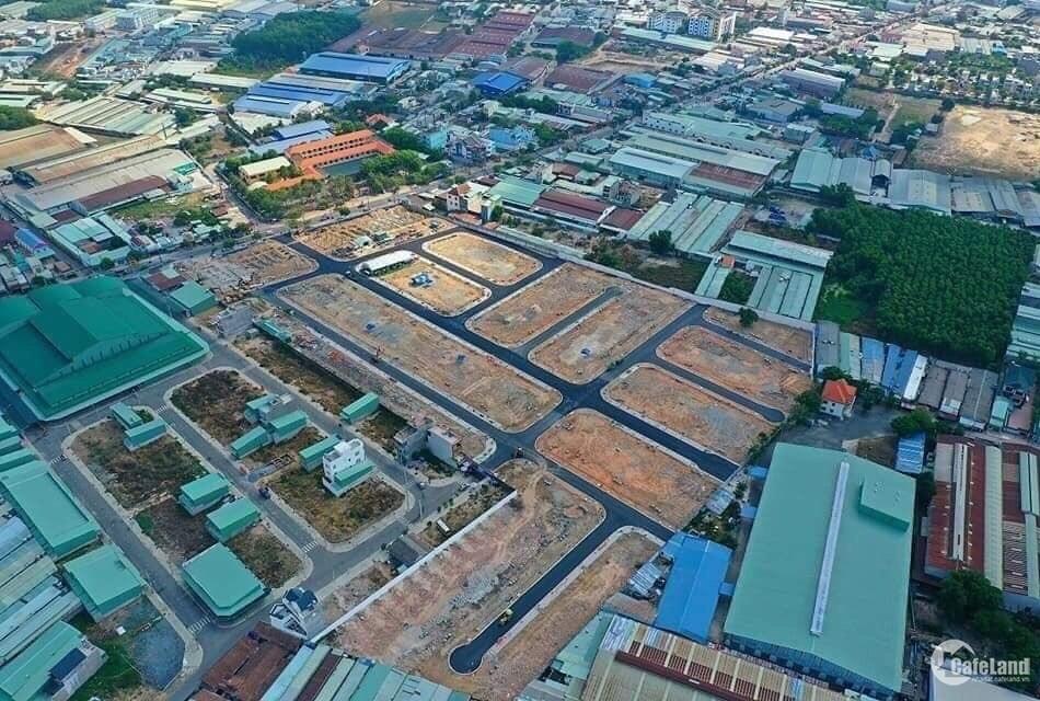 Mở Bán đất nền phố thương mại Nhật Huy