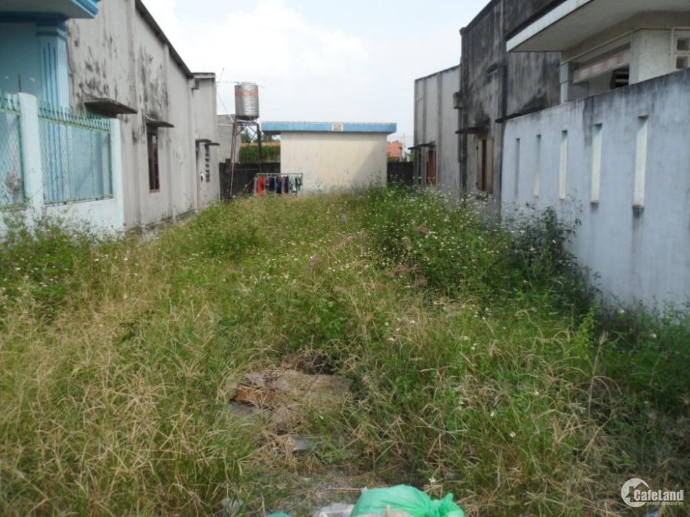 Đất mặt tiền trên đường Hùng Vườn gần chợ trung tâm
