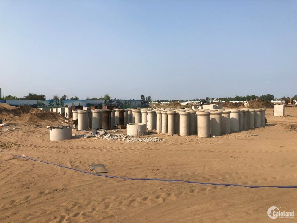 Tân Lân Residence- Đất nền giáp cảng Tân Lập