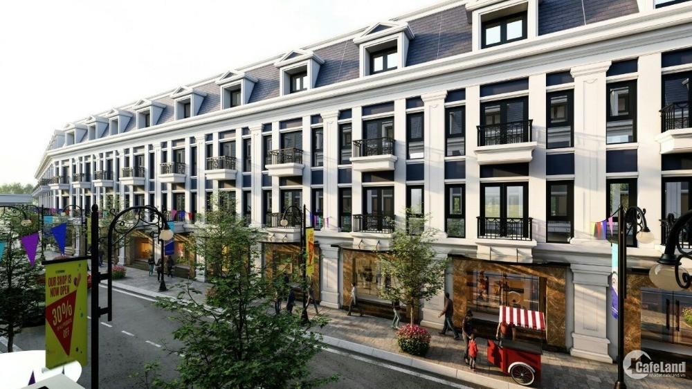 Nợ nần thua tha vì corona bán ngay nhà phố 1 trệt 2 lầu mặt tiền đường lớn 22m