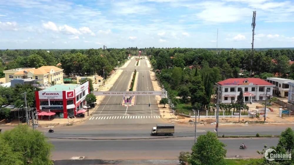 Đất TTHC Đồng Phú sát KDL Đảo Yến Sơn Hà