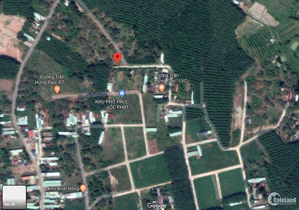 Bán đất 300m2 Thổ Cư tại phường Tiến Thành - Đồng Xoài - Bình Phước