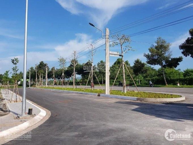 Đất nền KDC Long Điền ngay TTHC Bà Rịa, CK 8%, CĐT cam kết mua lại 12%/năm