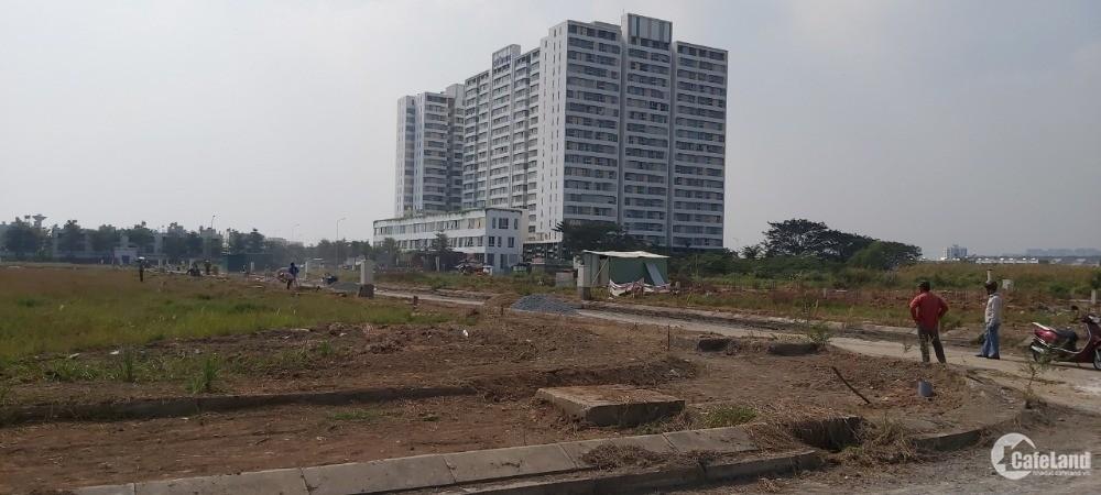 Đất sổ hồng chính chủ KDC Cát Lái quận 2, giá từ 55tr/m2, LH 0941112209