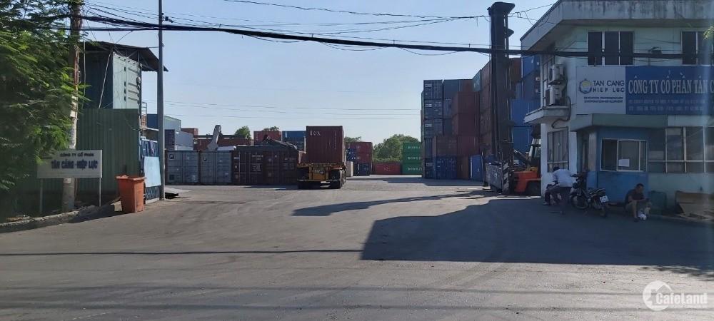 Cần bán 1 ha (10000m2) đất khu công nghiệp Cát Lái, Q. 2. Đường 40m, lh 09411122