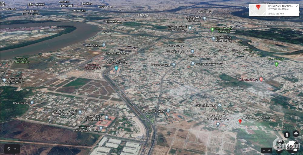 Đất KDC Bình Trung Đông Quận 2