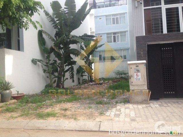 Kẹt tiền cần bán lô đất nhà phố đường Hà Huy Tập, Phú mỹ hưng, quận 7 TP HCM