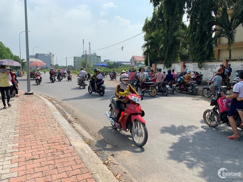 Bán 2 Lô Đất Liền Kề Trong KDC ở Quận Bình Tân, Sổ Hồng Riêng, Sang Tên Ngay