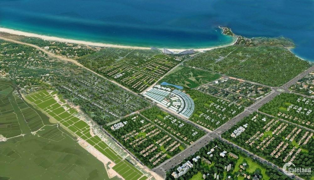 Đất biển ven biển T.p Quy Nhơn_Kỳ Co Gateway_Nhơn Hội New City