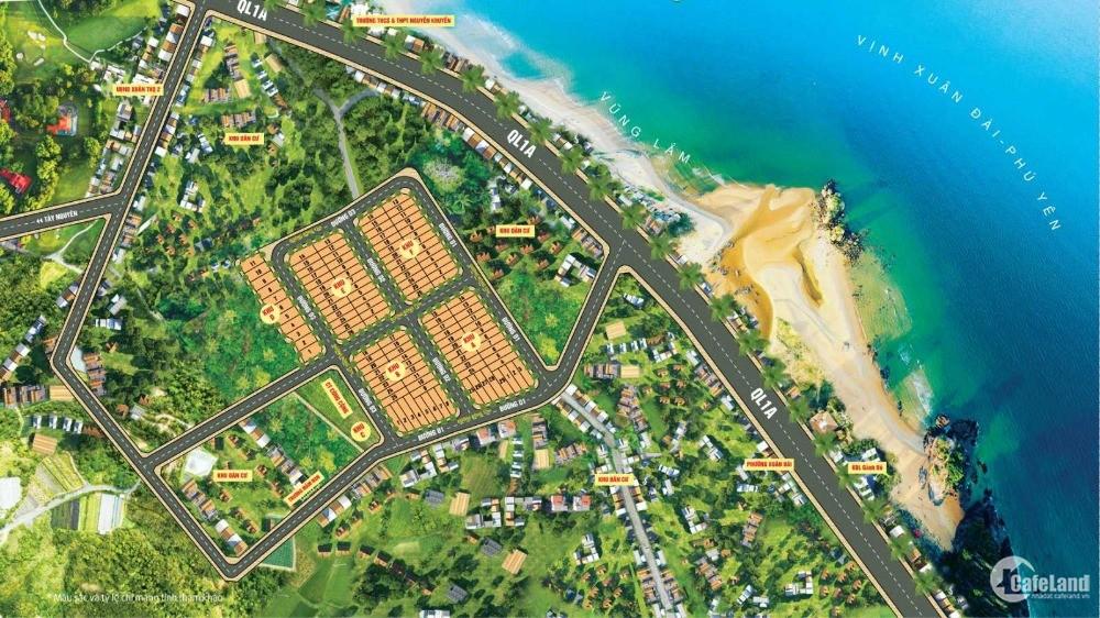 Khu Dân Cư Đồng Mặn -  Sổ đỏ từng lô - Giá chỉ 568tr/nền