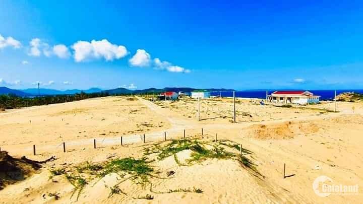 Đất nền ở Sông Cầu - Phú Yên - Ngay resort - tiềm năng phát triển du lịch