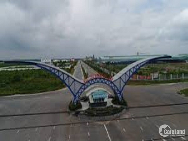 Sang rẻ 2 lô đất liền kề tại KCN Tân Bình, Bình Dương, giá 480 triệu, SHR