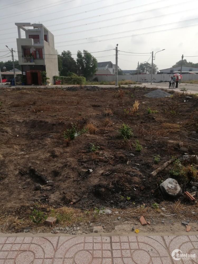 Sang Nhượng 5 Nền Đất Vị Trí Đẹp Gần Ngã Tư Bình Chuẩn TP.Thuận An