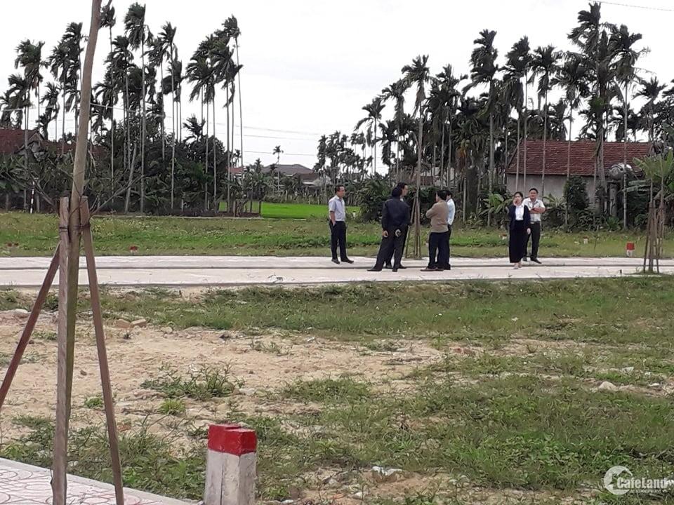 Đất thổ cư giá gốc kịch sàn tại Nghĩa Trung - Quảng Ngãi