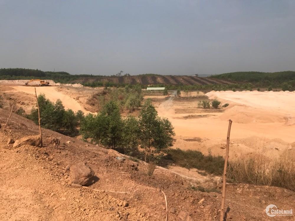 Cần nhượng lại lô đất nằm ngay KCN Sông Mây,đất thổ cư, có sổ riêng.