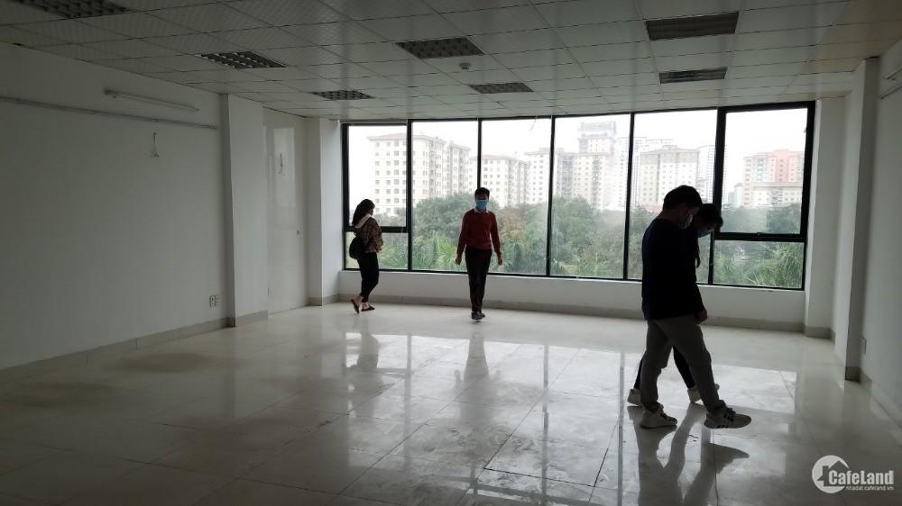 Sàn văn phòng cự đẹp 210m2, tầng 1 cho thuê tại Tây Hồ