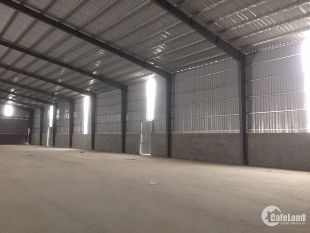 Cho thuê kho xưởng DT 2300m2- 5000m2 KCN Quang Minh Mê Linh Hà Nội.