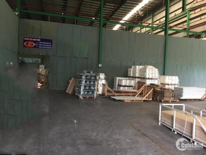 Cho thuê xưởng DT 550m2 KCN Đại Đồng Tiên Du Bắc Ninh