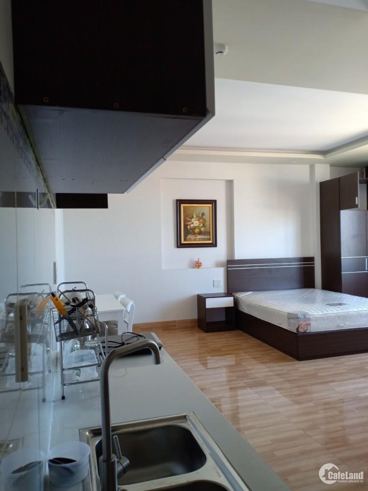 Cho thuê căn hộ cao cấp nha trang