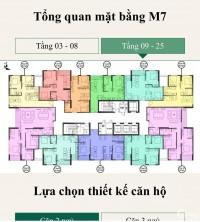 bán căn hộ 2 ngủ tại mipec city view  kiến hưng hà đông giá thấp