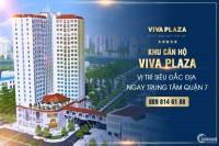 Căn Hộ Viva Plaza, trung tâm quận 7 với 3 mặt view sông, diện tích nhỏ đa dạng