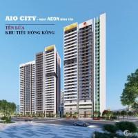 Chính thức nhận giữ chỗ dự án Aio City Bình Tân, chính sách hấp dẫn.