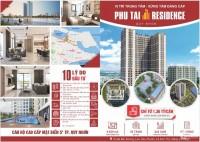 Chung cư phú tài residence quy nhơn - LH: 0938.143.116