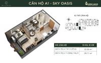 Gía bất ngờ cho căn hộ tuyệt đẹp an toàn tại ECOPARK SKY OASIS