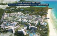 Shophouse Grand World Phú Quốc - Bảng Giá CDT VIN Group