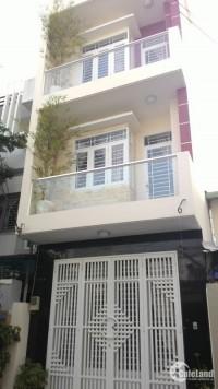 Bán gấp nhà 2 mặt tiền Trần Hưng Đạo ,Phường Nguyễn Cư Trinh quận 1. DT: 4x22m
