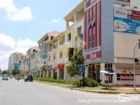 Bán căn nhà phố Hưng Phước 3 căn góc đường Phạm Văn Nghị, Phú mỹ hưng  TP HCM
