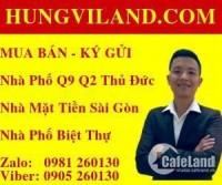 Biệt Thự 13 Căn Louis Garden - KDC Khang An Q9