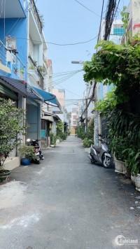 Bán nhà 1/ Lê Văn Thọ, đường trước nhà 4,5m thông xe hơi. Tiện Kinh Doanh.