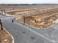 Cần bán lô đất ngay KCN Nam Tân Uyên,mặt tiền đường lớn(40m)chỉ 980tr