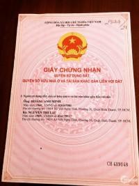 Bán nhà 92/154 Xô Viết Nghệ Tĩnh, phường 21, quận Bình Thạnh