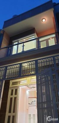 Bán nhà KDC Sài Gòn mới Thị trấn Nhà Bè, 5x10, 1lầu, 2pn,2wc, 3ty250