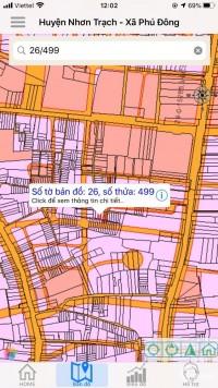 Chủ gửi bán nhà cấp 4 xã phú đông .diện tích 122 m2.SHR