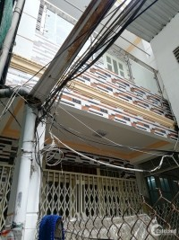 Bán nhà quận 10, chính chủ, đường Hòa Hưng giá dưới 3 tỷ
