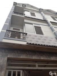 Nhà mới vào ở ngay, DTSD 72m2, 1 trệt 2 lầu, hẻm 4m Bình Thành, Bình Hưng