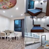 Cho thuê căn hộ chung cư cao cấp Valencia Garden KĐT Việt Hưng 70m2