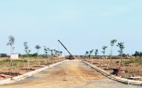 Bán đất sổ đỏ mặt tiền Nguyễn Văn Tạo liền kề KCN Hiệp Phước giá 1.45 tỷ/nền 80m