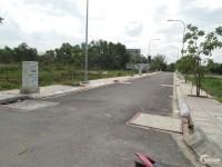 Bán 100m2 đất nền thổ cư khu dân cư Võ văn Bích, gần chợ Hóc Môn, shr gia 910tr.