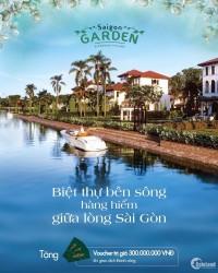 ️ Saigon Garden Riverside Village Q9 ️ ĐẦU TƯ NGHĨ DƯỠNG