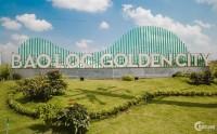 Mở bán 47 lô ShopHouse trục đường Nguyễn Thái Bình dự án Bảo Lộc Golden City